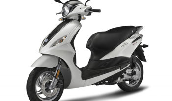 Piaggio Fly 50 4V (White) full