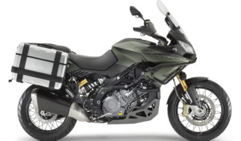 Aprilia Caponord 1200 (Green) full